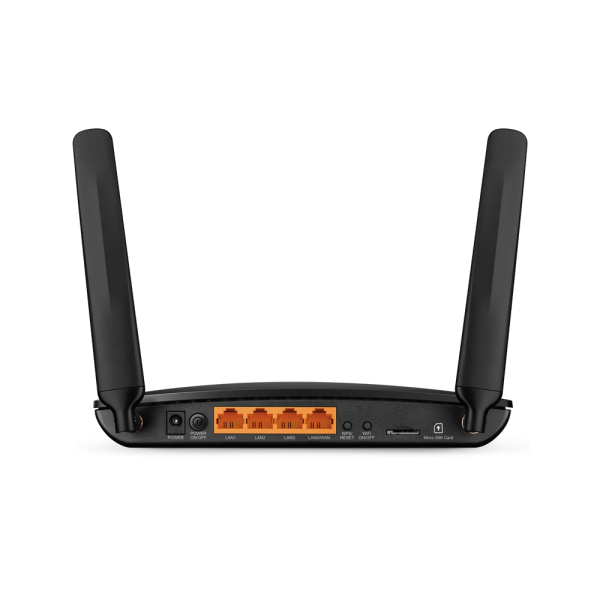 Router WiFi TP-LINK 4G LTE SIM TL-MR6400